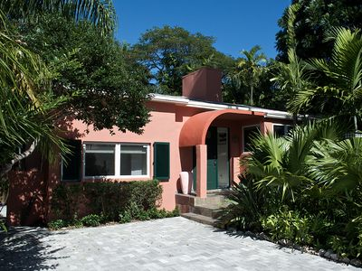 Four Month Summer Rental in Beautiful Coconut Grove,Miami. June 1 - September 30