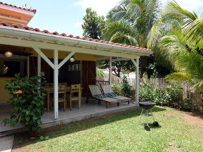 Photo for Superb cottage 50m from the beach- Swimming pool - Private garden and parking