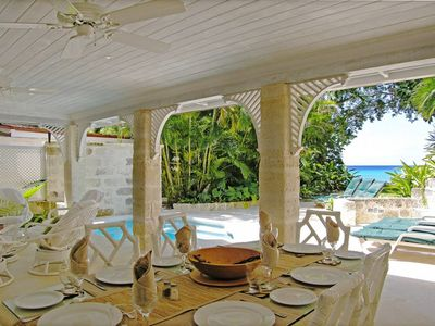 Photo for Waverly House - wonderful 3 bedroom villa on the secluded Gibbs Breach.