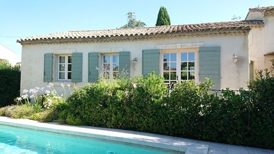 Photo for Villa Maussane · Villa typically Provençal 8pers, private pool