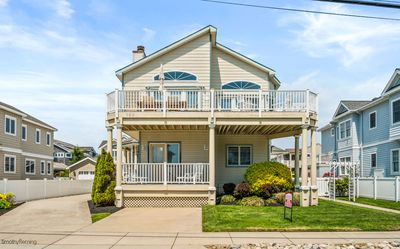 Photo for Stone Harbor - 5th Home from Beach (86th St) walk downtown, beach & new pool