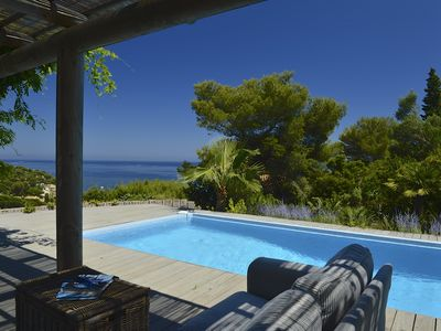Photo for Le Grand Bleu, Ramatuelle, Holiday Rental South of France