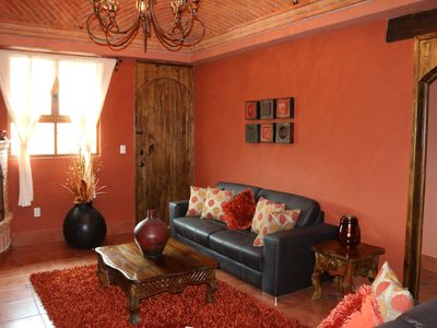 Photo for Enjoy our Amazing Casa Naranja @ Casas de Guanajuato near Downtown Guanajuato