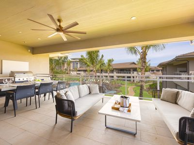 Photo for KLVR presents Brand New Villa 9D Oceanfront Resort , Upstairs*Mountain/Pool view