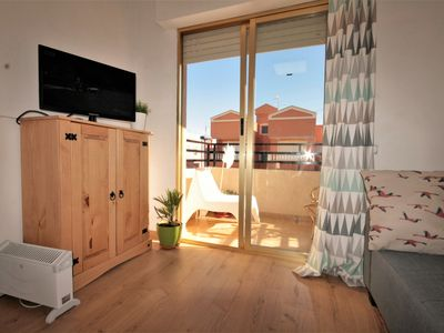 Photo for Studio apartment in Santa Pola located 100m from the beach