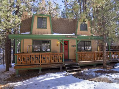 Photo for Big Bear Home with Private Spa on Rear Deck