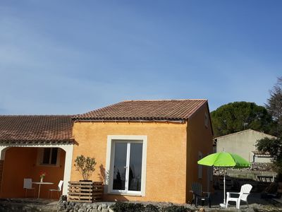 Photo for SOUTH OF FRANCE... HOUSE WITH SWIMMING POOL AND GARDEN