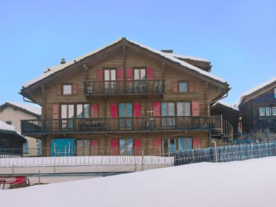 Photo for Apartment Wiedersehn in Grächen - 4 persons, 2 bedrooms