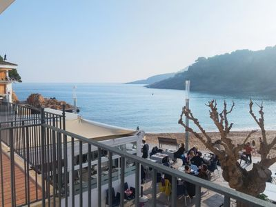Photo for 3 bedroom Apartment, sleeps 6 in Tamariu with Air Con
