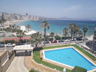 Photo for 2BR Apartment Vacation Rental in Calpe, Comunidad Valenciana