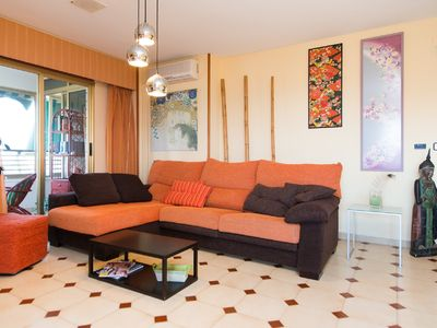 Photo for Apartment first line beach Tobago