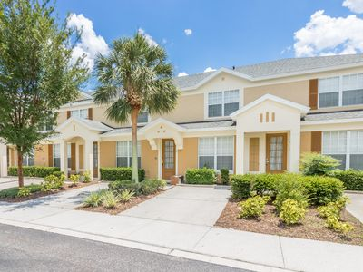 Photo for 3 Bed/3 Bath Windsor Hills Townhome featuring Star Wars bedroom and splash pool!