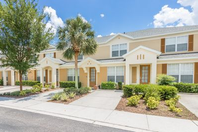Welcome to Disney Rebel Retreat, our 3 bed/3 bath townhome in Windsor Hills
