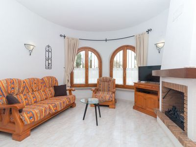Photo for Vacation home Torre del Sol in Moraira - 6 persons, 3 bedrooms