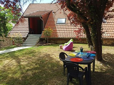 Photo for Pretty cottage F2 of 50m ² independent in Rouffach