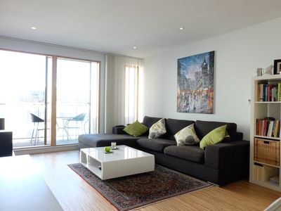 Photo for Beautiful & Perfectly Located Ultra-Modern Flat