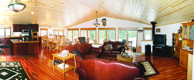 Photo for Very Private Home In Middle of 2 million acres of Lewis & Clark National Forest