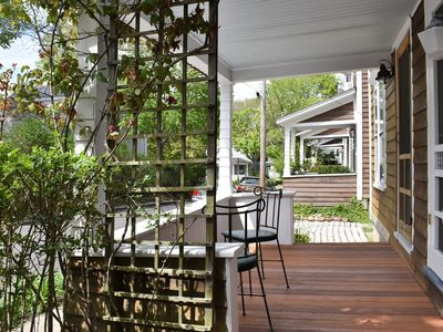 Photo for Charming pied a terre in the heart of Sag Harbor