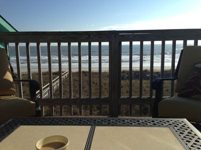 Photo for Oceanfront!  New photos just uploaded! Look at our updates!