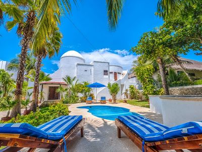 Photo for Home with amazing Caribbean views! Comp. Airport transfer for 10 guests!