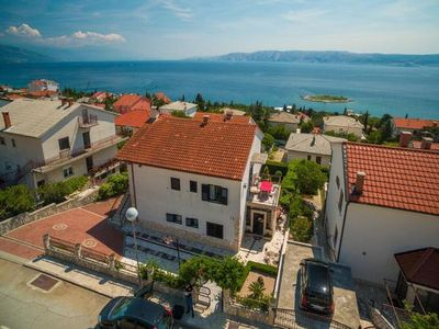 Photo for 3BR Apartment Vacation Rental in Dramalj, Kvarner Bucht