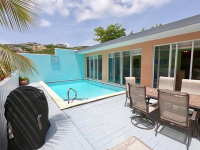 Photo for NEW Listing: Beachside Escape with private pool, grill, great WiFi from $89