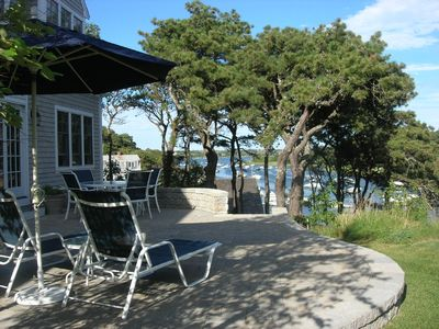 THE LUXURY Chatham Salt Waterfront Home....Beach and Boat Dock!