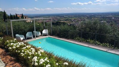Photo for 4BR Villa Vacation Rental in Montecatini Terme, Toscana