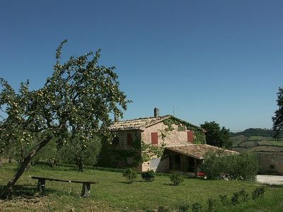 Photo for Casa Elisabetta Near Tolentino, Marche, Italy