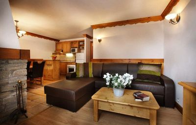 Photo for Residence Oz en Oisans **** - 6 Rooms 10 People