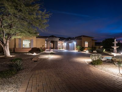 Photo for Luxury Gated Resort Estate in Prime Scottsdale Location