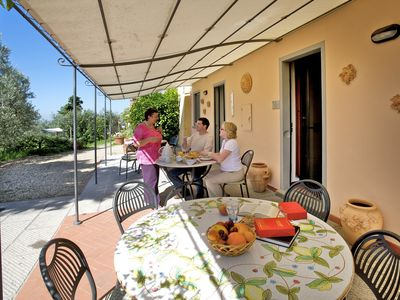 Photo for 2BR Apartment Vacation Rental in Vinci, Florence, Toscana