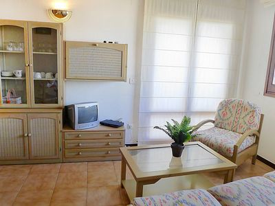 Photo for Apartment Port Badia II in Roses - 5 persons, 2 bedrooms