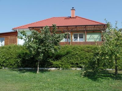 Photo for House - House on water property right on Plau