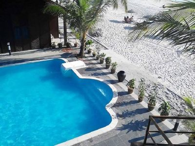 Photo for Seaview Chalet #3 Beachfront Cenang Beach
