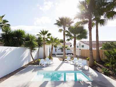 Photo for Vacation home Amarilla  in Palm - Mar, Tenerife - 4 persons, 3 bedrooms