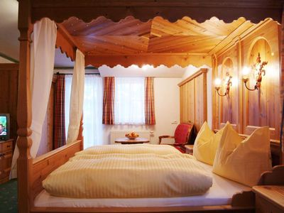 Photo for Double room A with bath, separate toilet - Hauserbauer, Alpengasthof-Landhotel