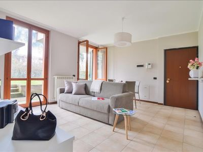 Photo for 2BR Apartment Vacation Rental in Arese, Lombardia