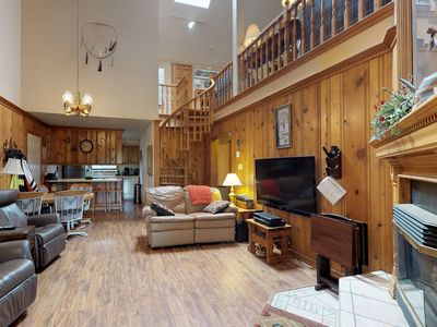 Photo for NEW LISTING! Spacious family-friendly condo with enchanting Wheeler Peak views