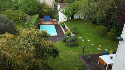 Photo for House 300 m2 Swimming pool 4 bedrooms + 1 office area Camille Pujol Toulouse