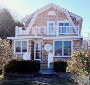 Photo for Beautiful Watch Hill Waterfront newly remodeled home with river views.