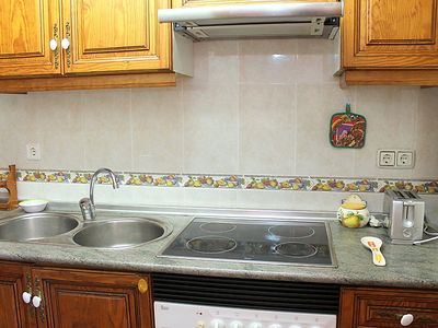 Photo for Apartment Cardenal II in Benidorm - 3 persons, 1 bedrooms