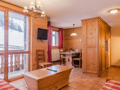 Photo for The Balconies of Val Cenis Village **** - 3 Rooms 4/6 People