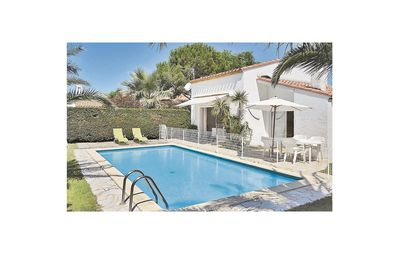 Photo for 3 bedroom accommodation in St. Cyprien Plage