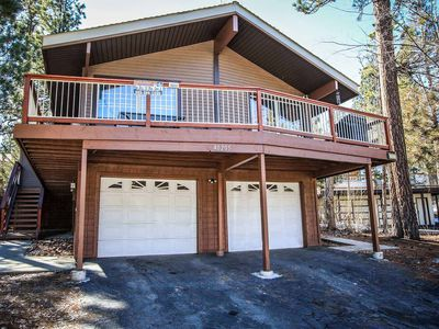 Photo for House 252 m from the center of Big Bear Lake with Parking, Internet, Washing machine, Balcony (983669)