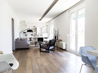 Photo for Modern penthouse Lycabettus view