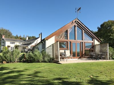 Photo for Luxury 5* cottage and plenty of fun for all...