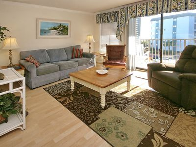 Photo for Myrtle Beach Resort A310   Charming Furnishings with Fully Equipped Kitchen