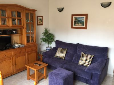 Photo for Apartment with great pool 12 min walk to Villamartin Plaza