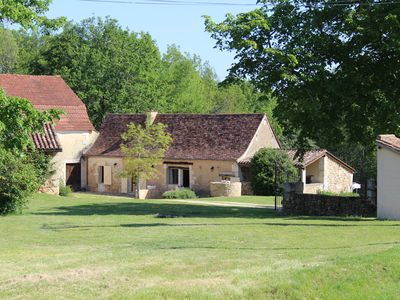 Photo for THE BARN OF THE MAS IN PERIGORD